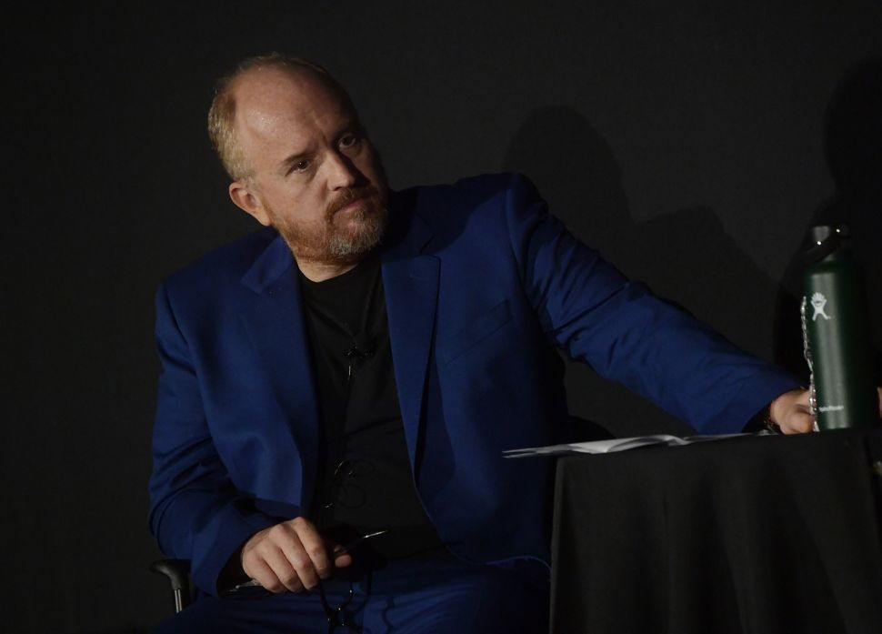 Louis C.K. New York Times