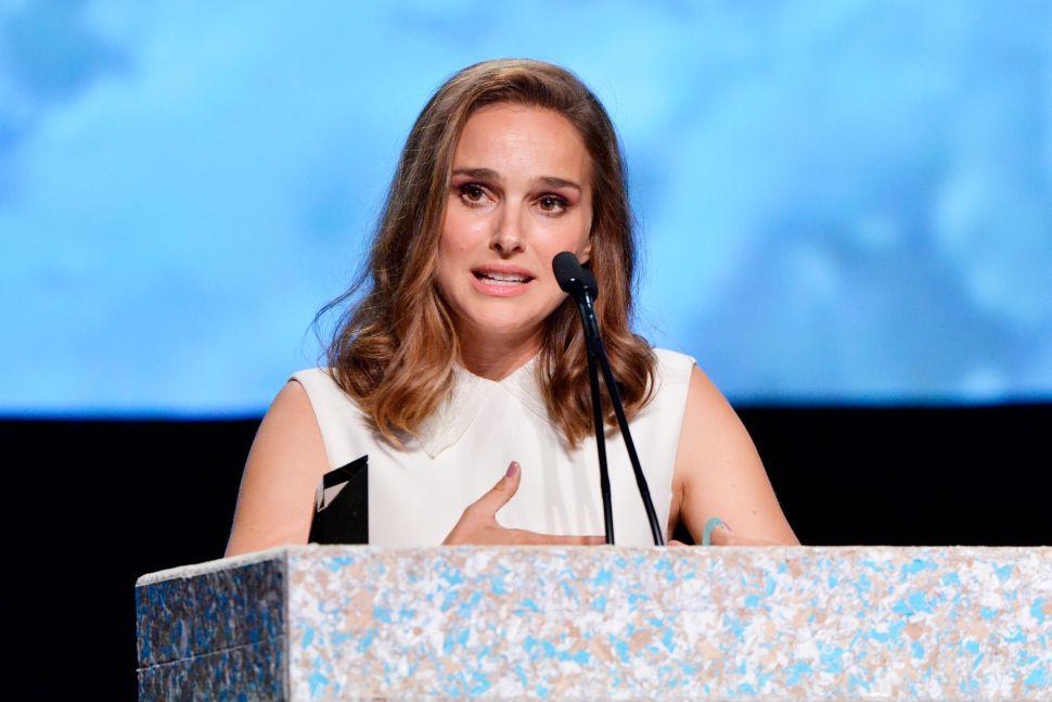 Natalie Portman Sexual Harassment Hollywood