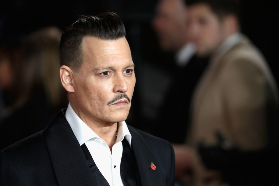 Johnny Depp 'Fantastic Beasts' Controversy