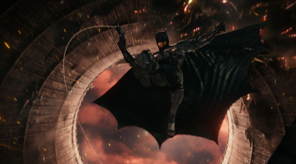 'JUSTICE LEAGUE' Box Office Tracking Opening Weekend
