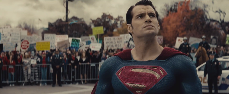 Henry Cavill Comments DC Films