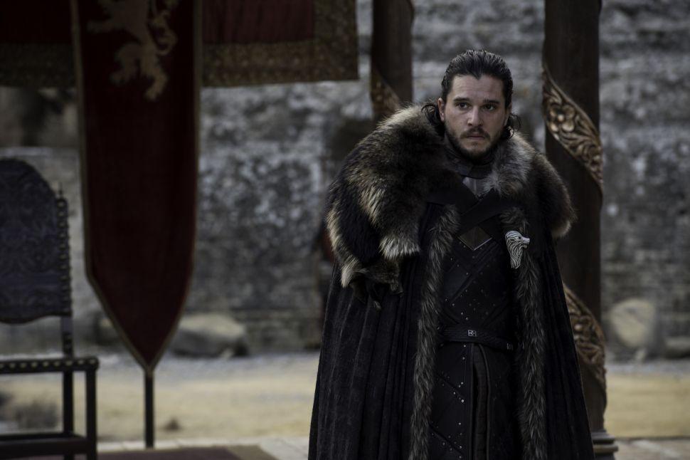 Game of Thrones Final Season Kit Harington Nervous