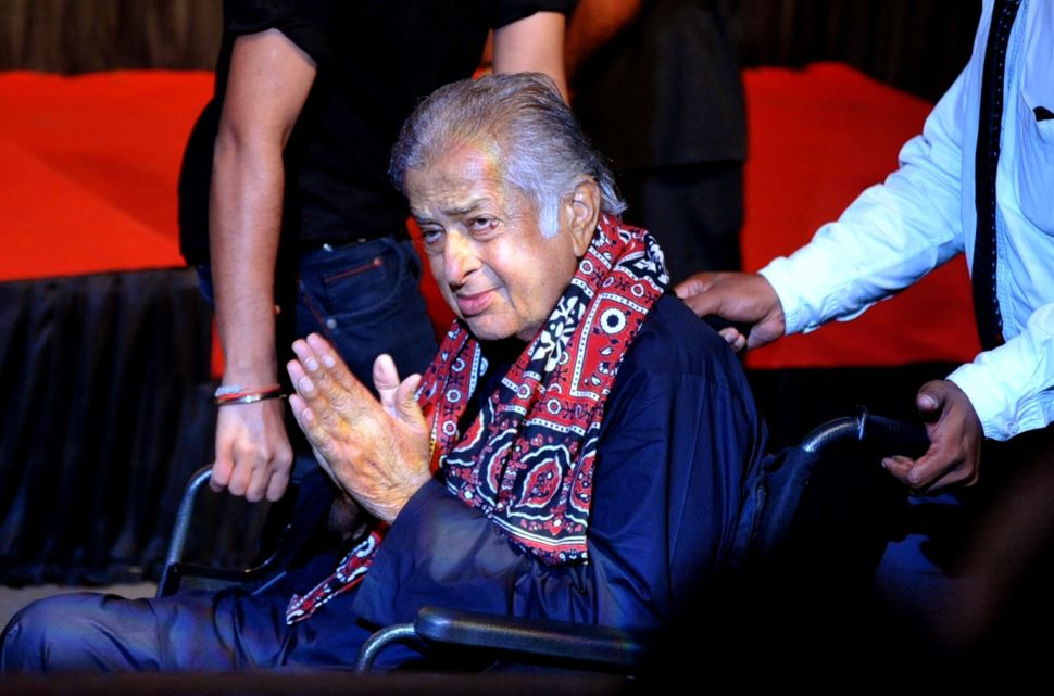 Shashi Kapoor Cause of Death