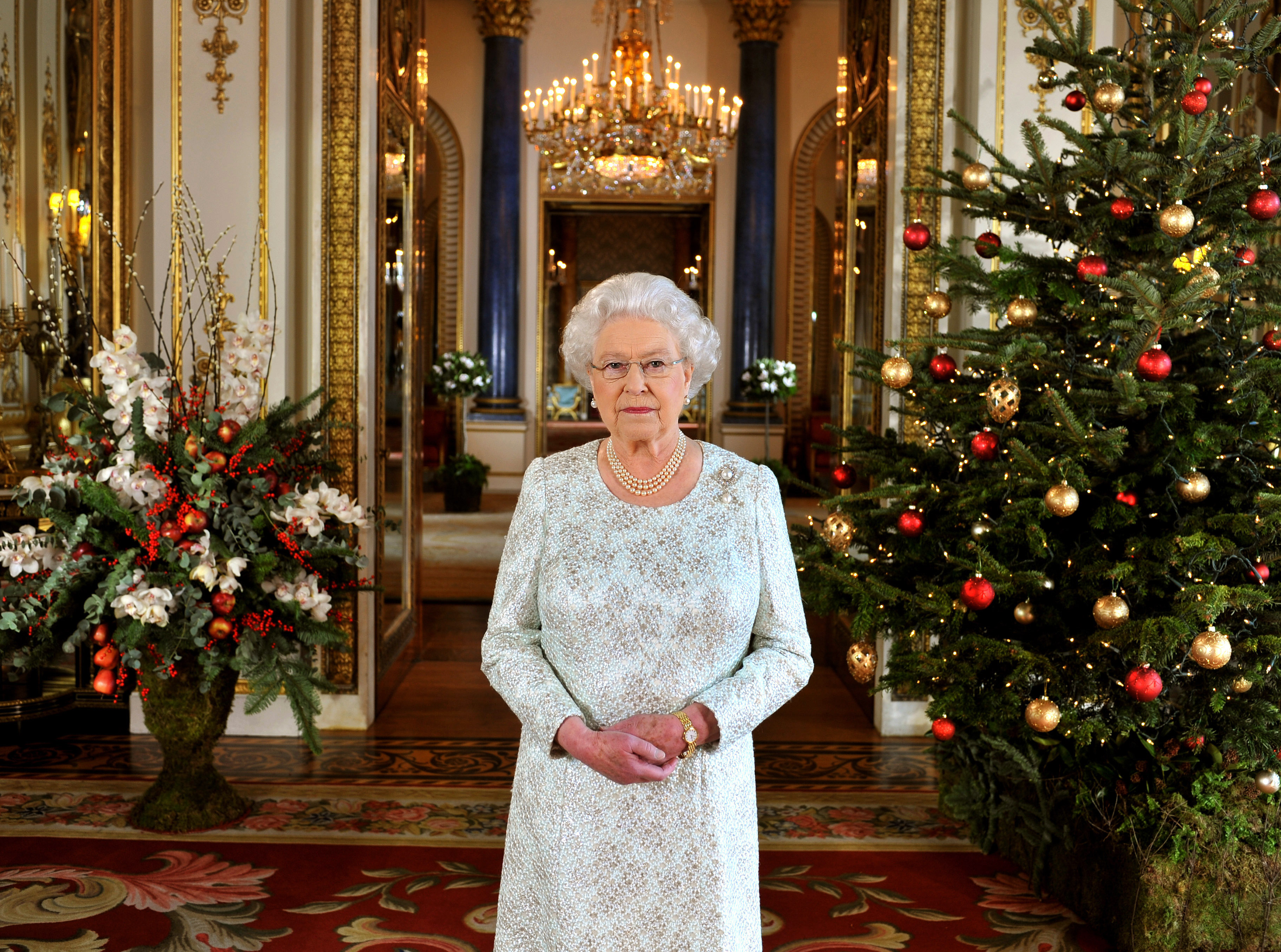 LONDON, UNITED KINGDOM - DECEMBER 07