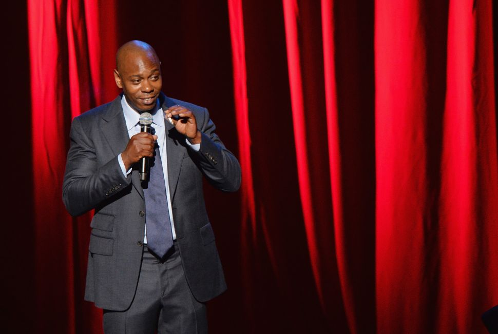 Dave Chapelle Netflix Stand Up