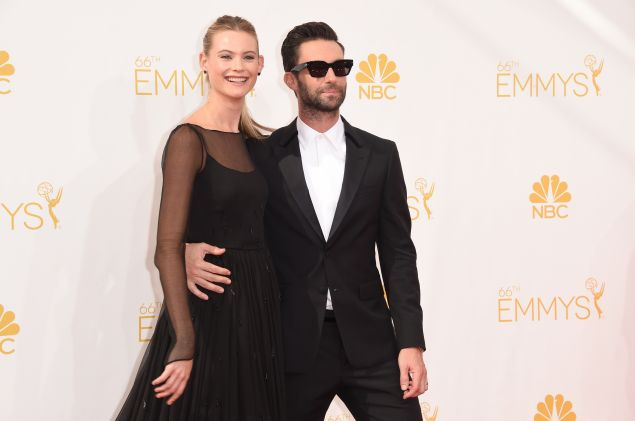 Adam Levine and Behati Prinsloo accepted an offer on their Holmby Hills mansion.