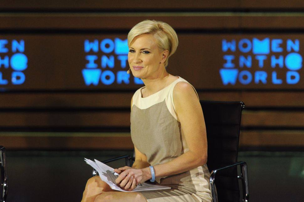 Morning Joe Mika Brzezinski #MeToo