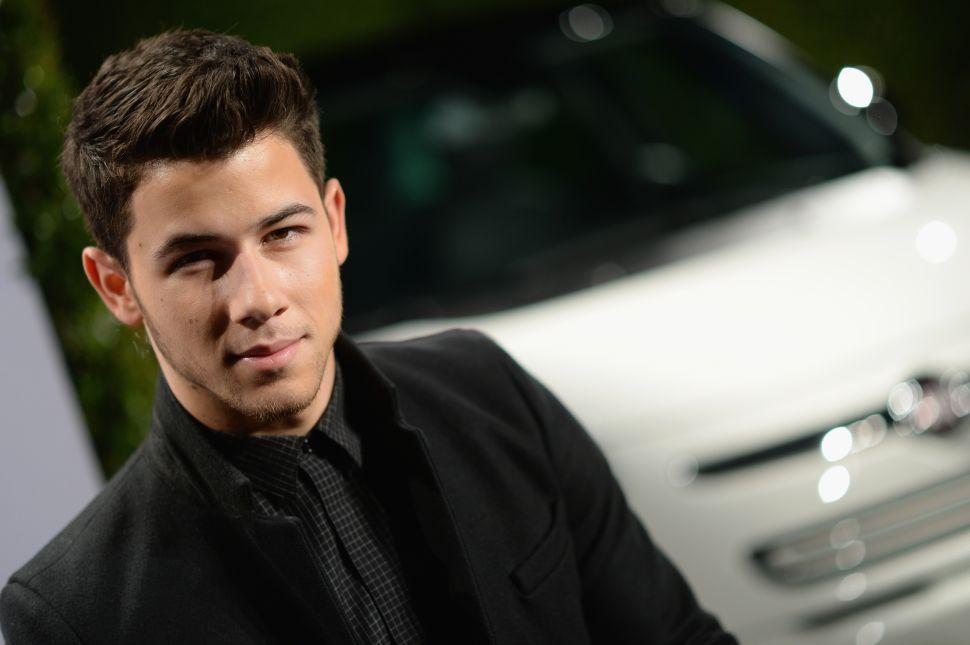 Nick Jonas Nightwing DC Films