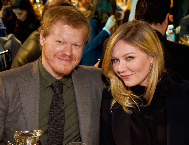 Kirsten Dunst and Jesse Plemons might be on the hunt for a new apartment in Manhattan.