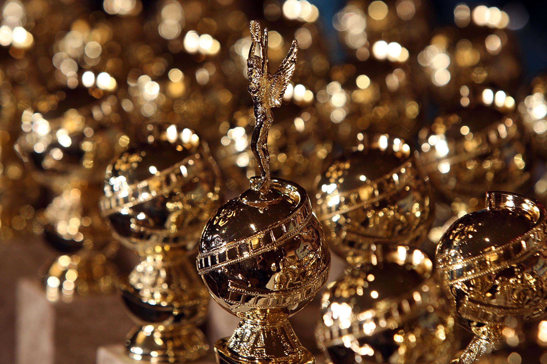 Golden Globes Sexual Harassment Protest Dwayne Johnson