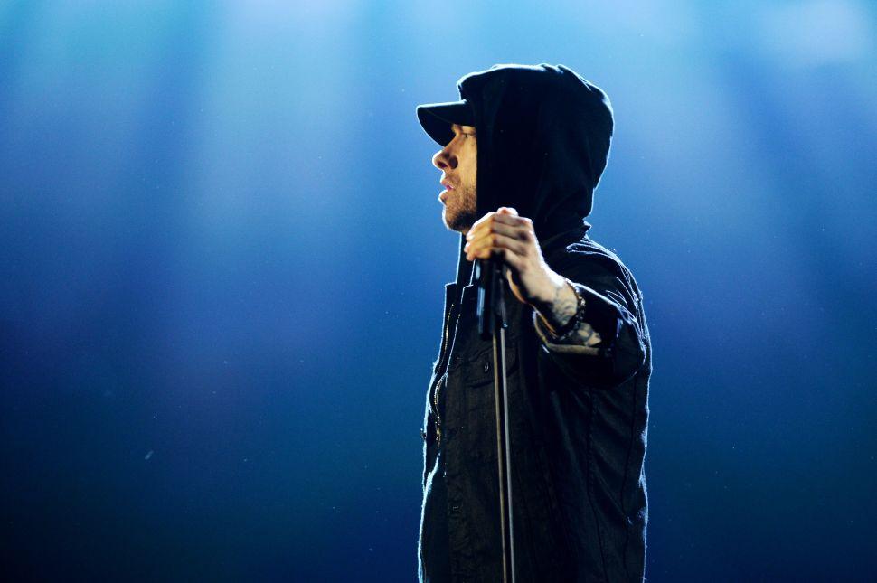 Eminem Slams Donald Trump 'Like Home' Listen