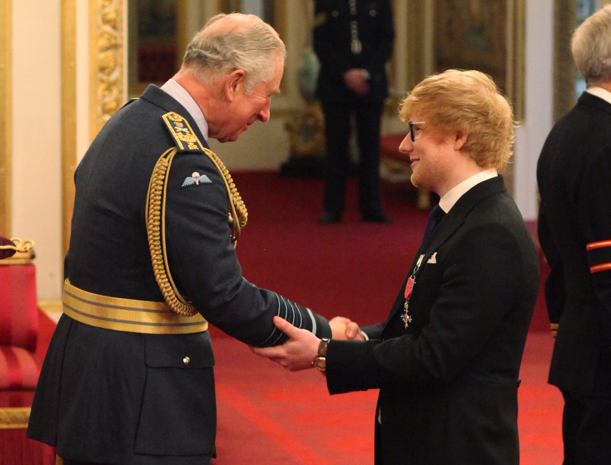 MBE (Member of the Order of the British Empire)
