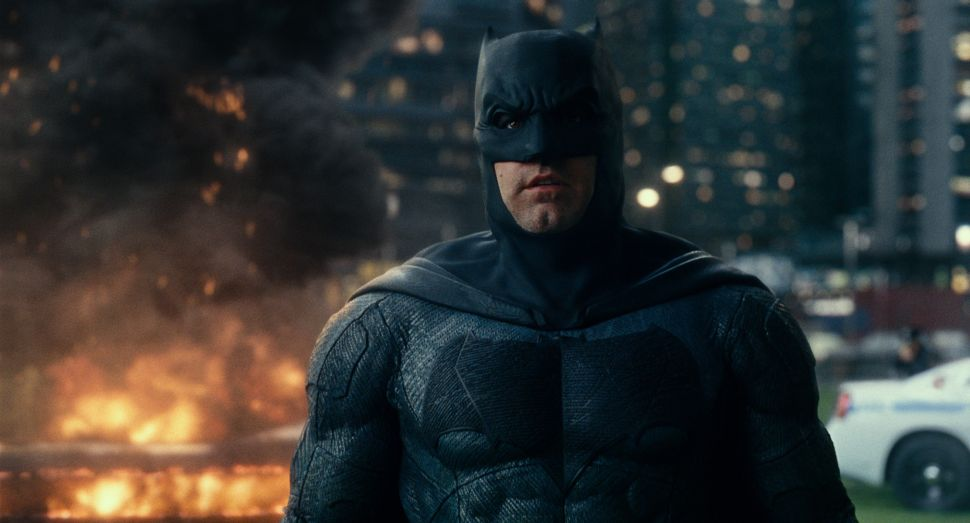 Ben Affleck Batman Future Comments