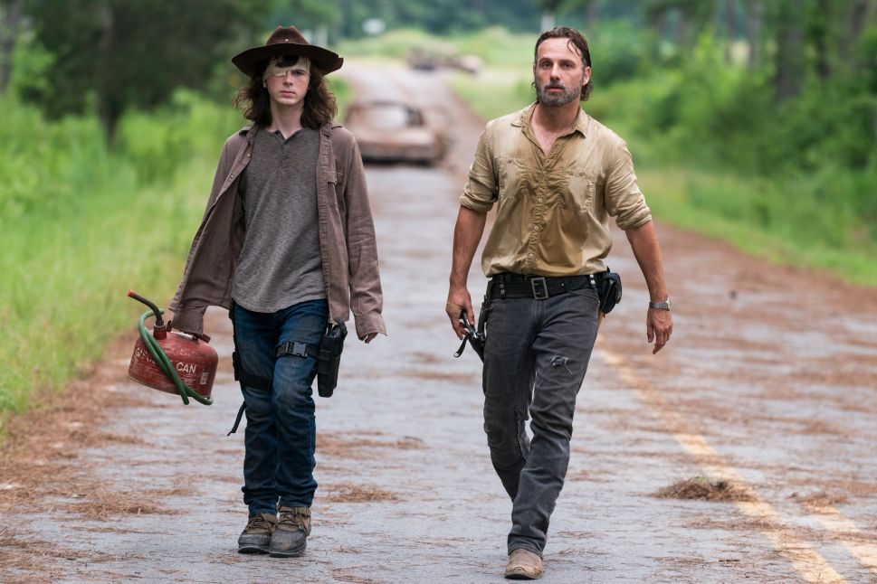'The Walking Dead' Spoilers