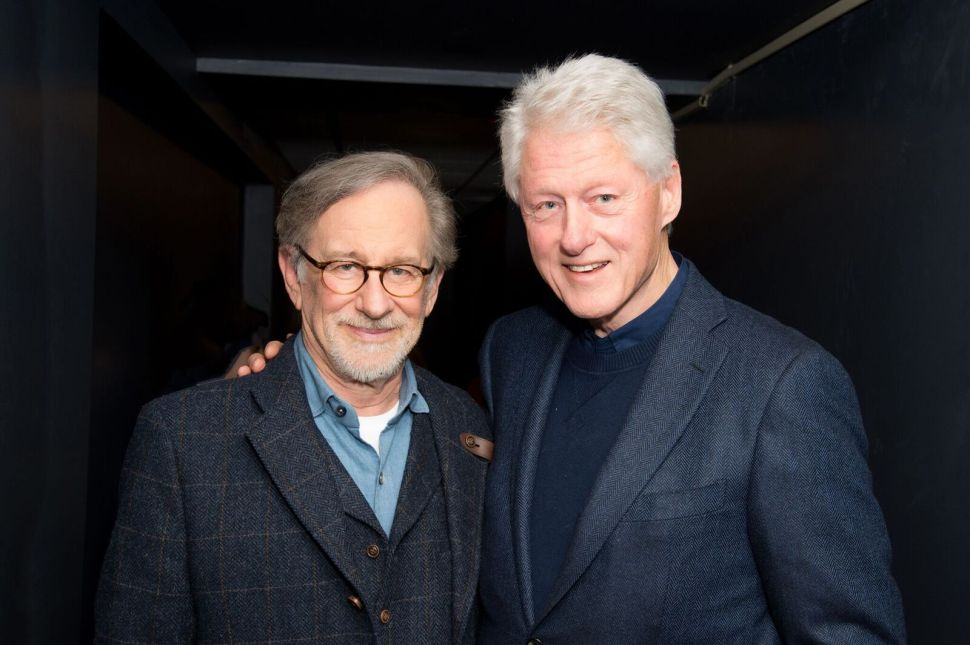 Steven Spielberg 'The Post' Interview
