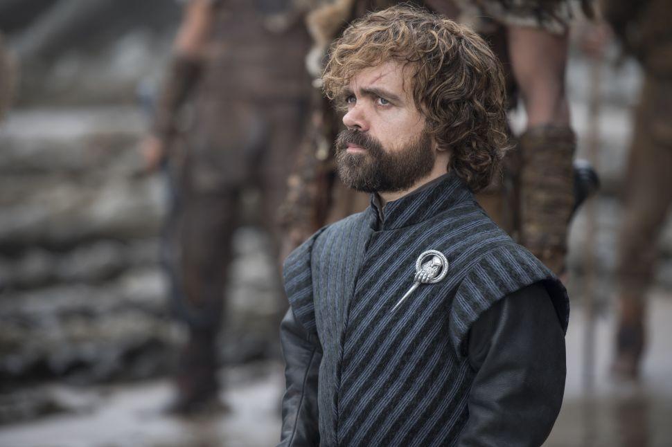 'Game of Thrones' Final Season Peter Dinklage