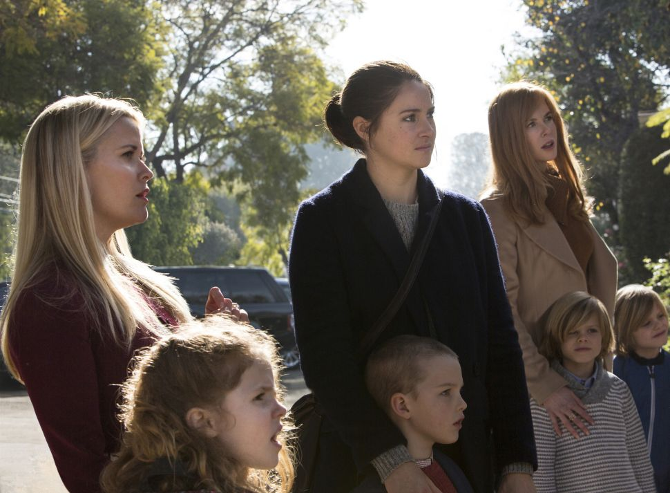 Big Little Lies Viewership Golden Globes HBO