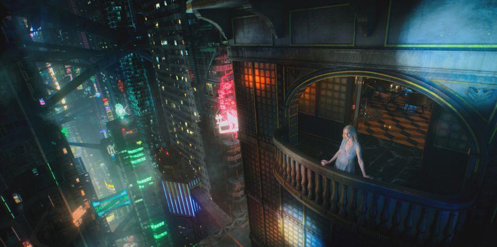 Altered Carbon Review Netflix Joel Kinnaman