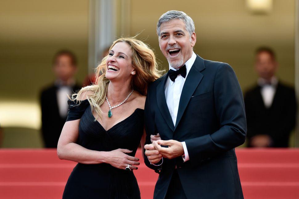 George Clooney Net Worth-Salary