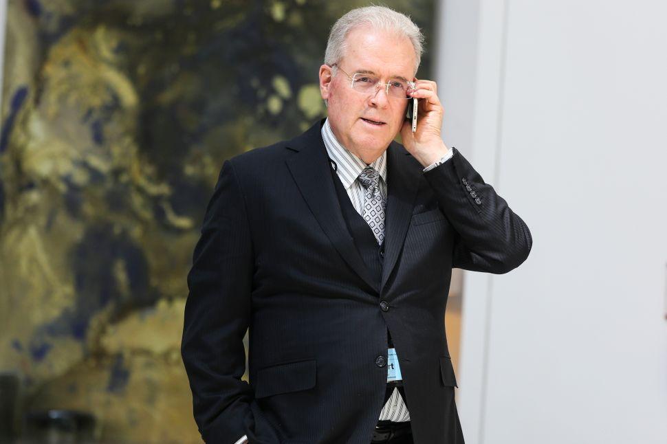 Billionaire Robert Mercer.
