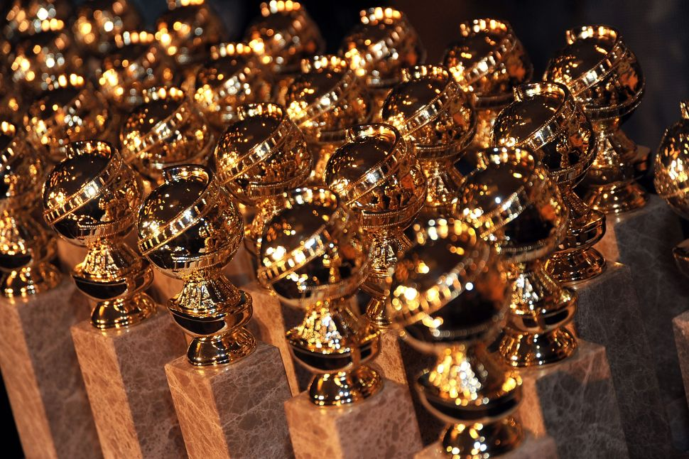 Golden Globes 2018 Nominations