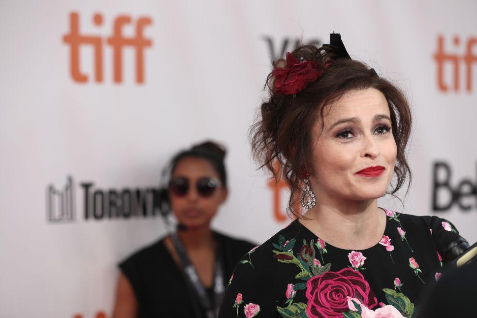Helena Bonham Carter The Crown Netflix