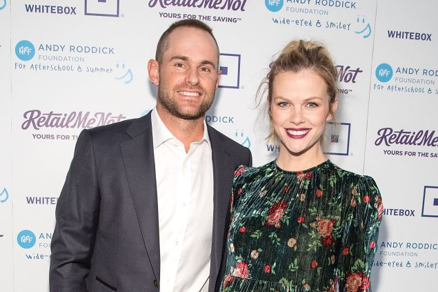 Andy Roddick and Brooklyn Decker's custom-built home has a new owner.