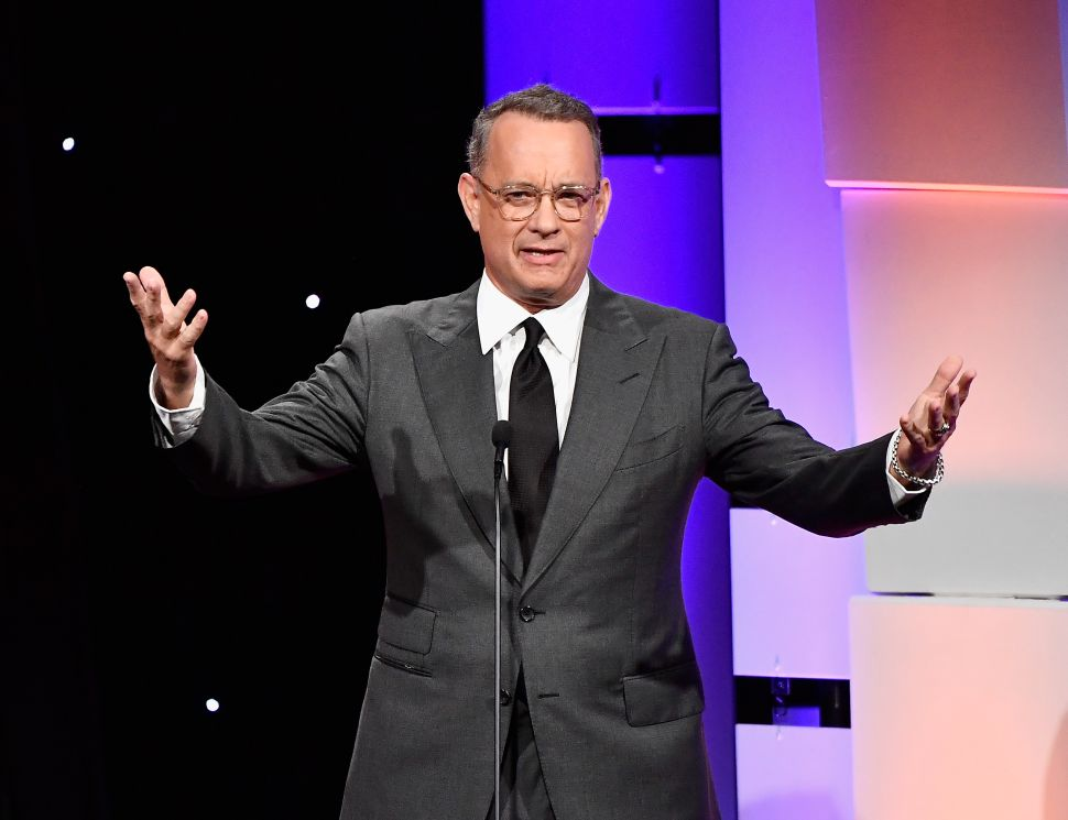 Tom Hanks Mister Rogers You Are My Friend TriStar