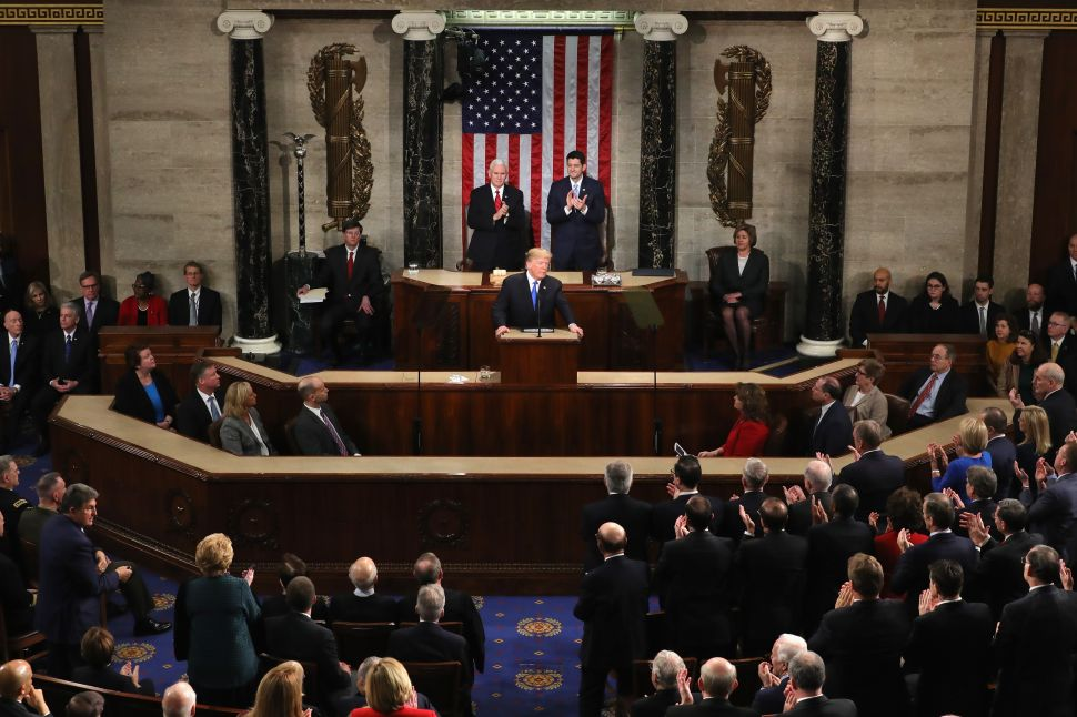 TV Ratings: Donald Trump State of the Union