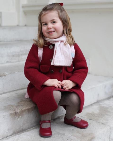 princess charlotte photos