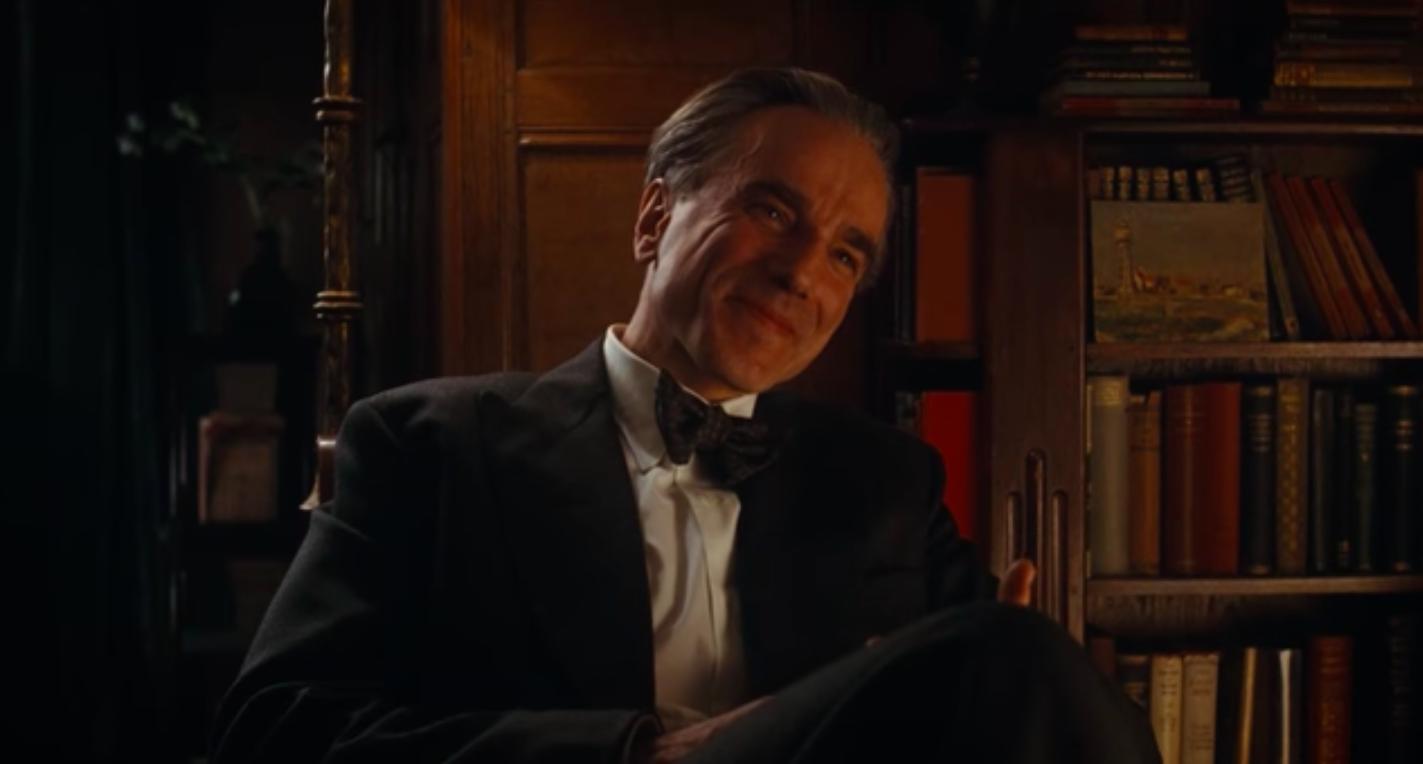 Daniel Day-Lewis in Phantom Thread.