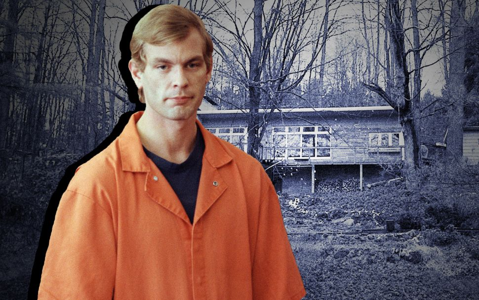 Jeffrey Dahmer and the house he called home.