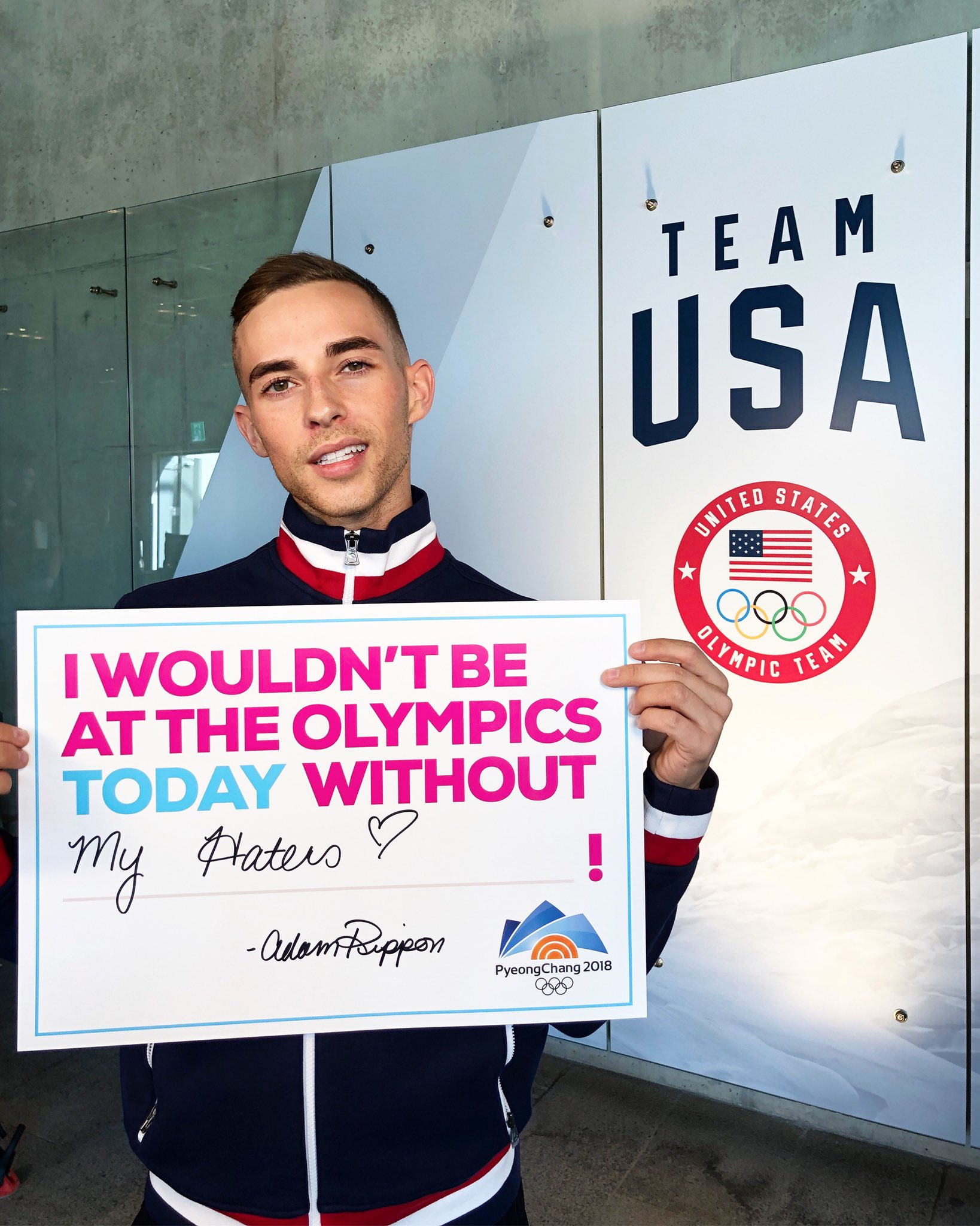 adam rippon haters
