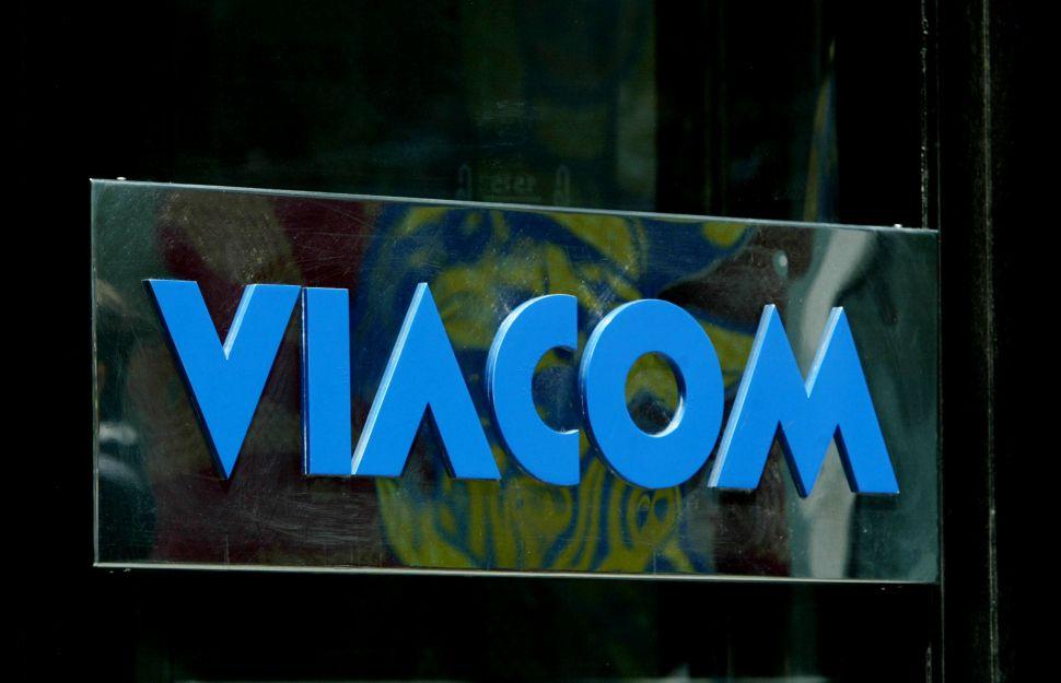 Viacom Streaming Service CBS