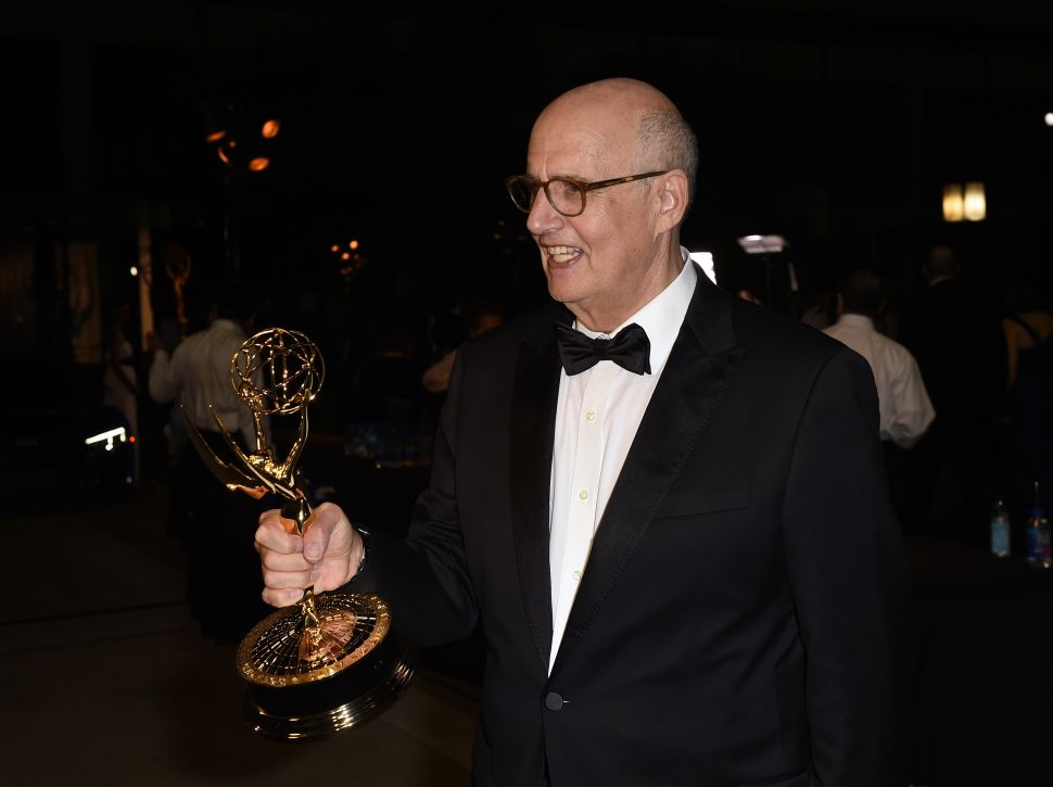 Jeffrey Tambor fired Amazon Transparent