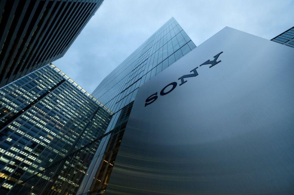 Sony CEO Kaz Hirai Yoshida Disney Fox