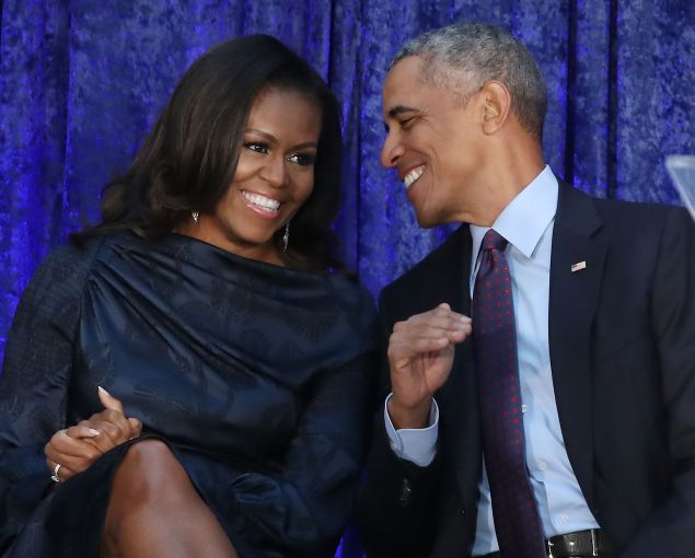 Barack and Michelle Obama aren't moving to Gracie Square.