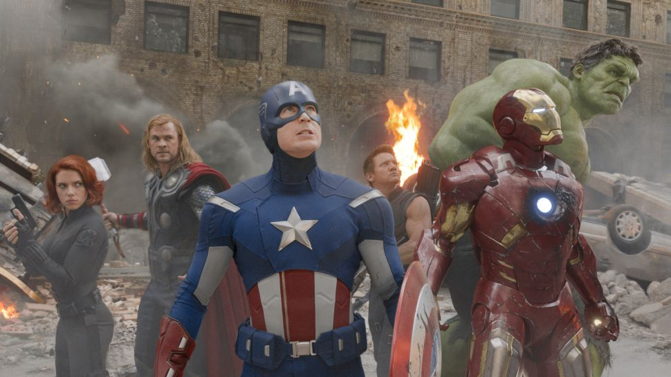 Marvel Cinematic Universe Avengers
