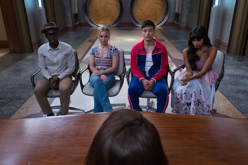 The Good Place Spoilers