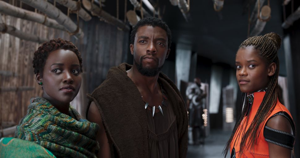 Black Panther Cast Crew
