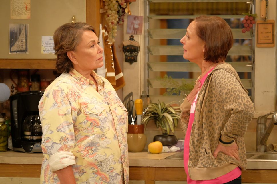 Roseanne Ratings ABC