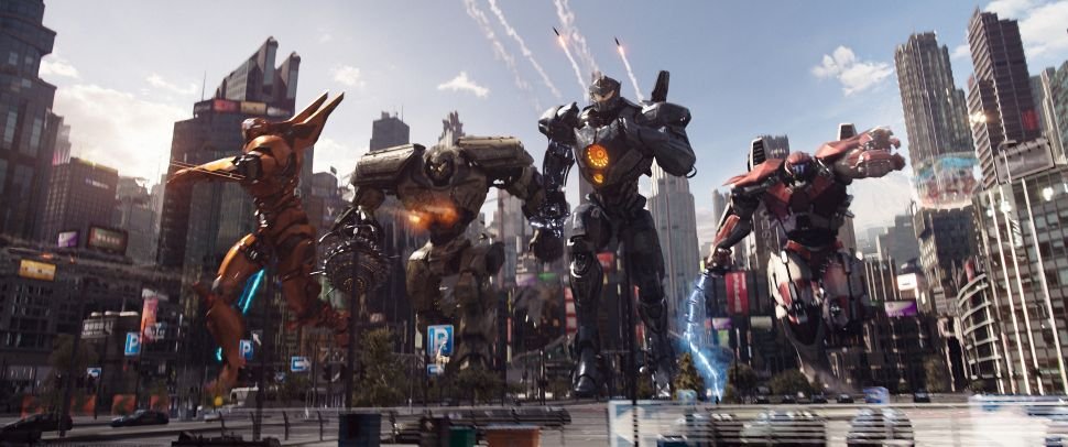 Pacific Rim: Uprising Box Office China vs. U.S.