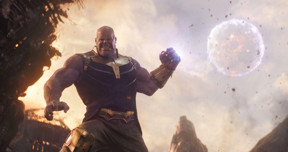 'Avengers: Infinity War' Box Office
