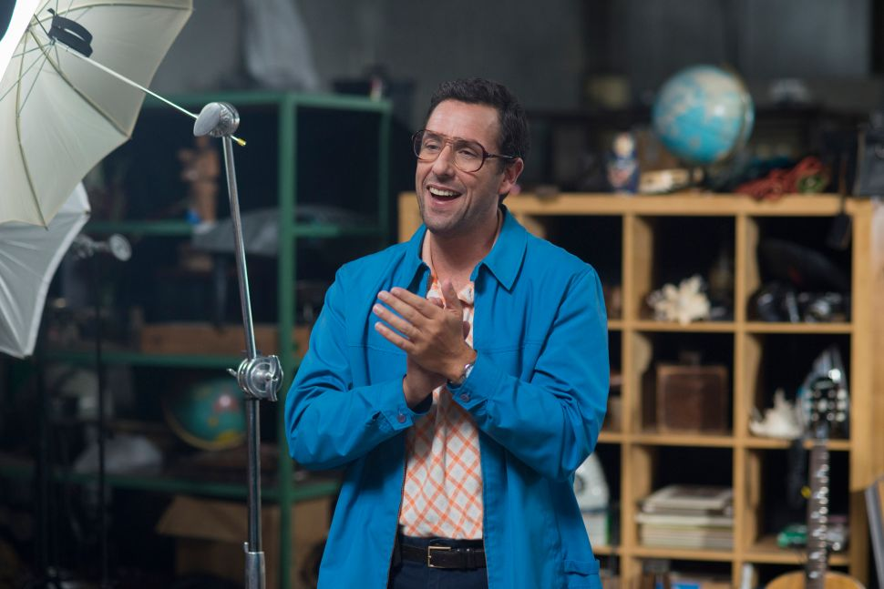 Adam Sandler Netflix Box Office