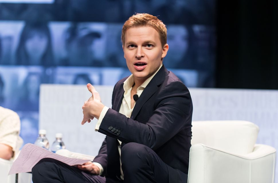 Ronan Farrow defended his sister's accounts of abuse after Soon-Yi Previn cast doubt on them.