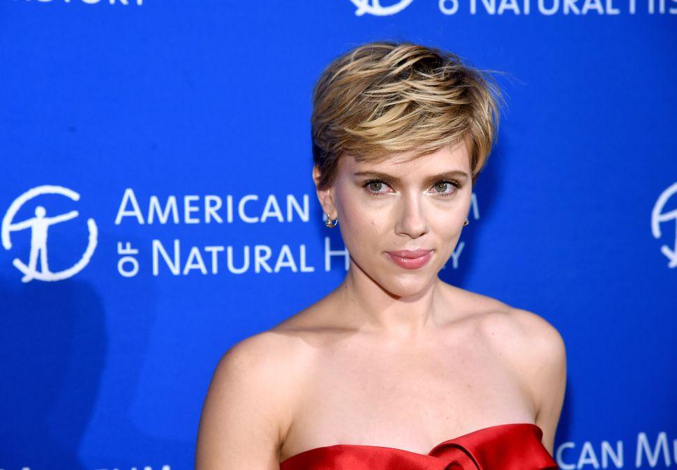 Scarlett Johansson Taika Waititi Jojo Rabbit