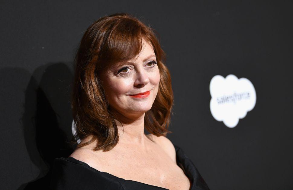 YouTube Susan Sarandon Vulture Club Netflix Amazon Oscars