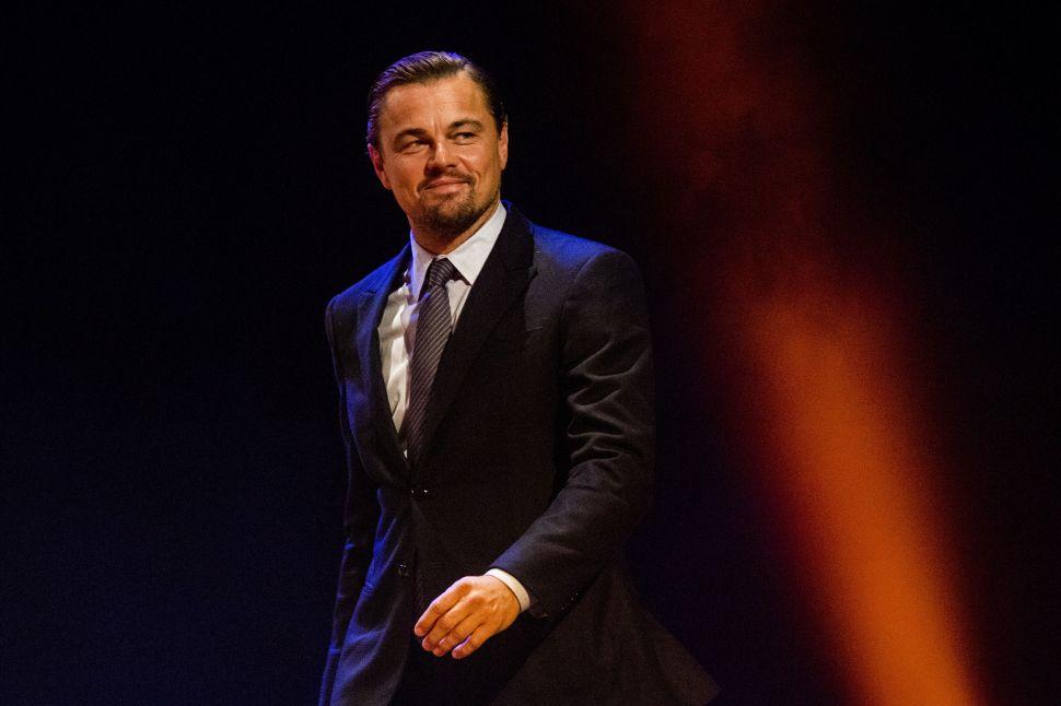 Leonardo DiCaprio Bradd Pitt Quentin Tarantino