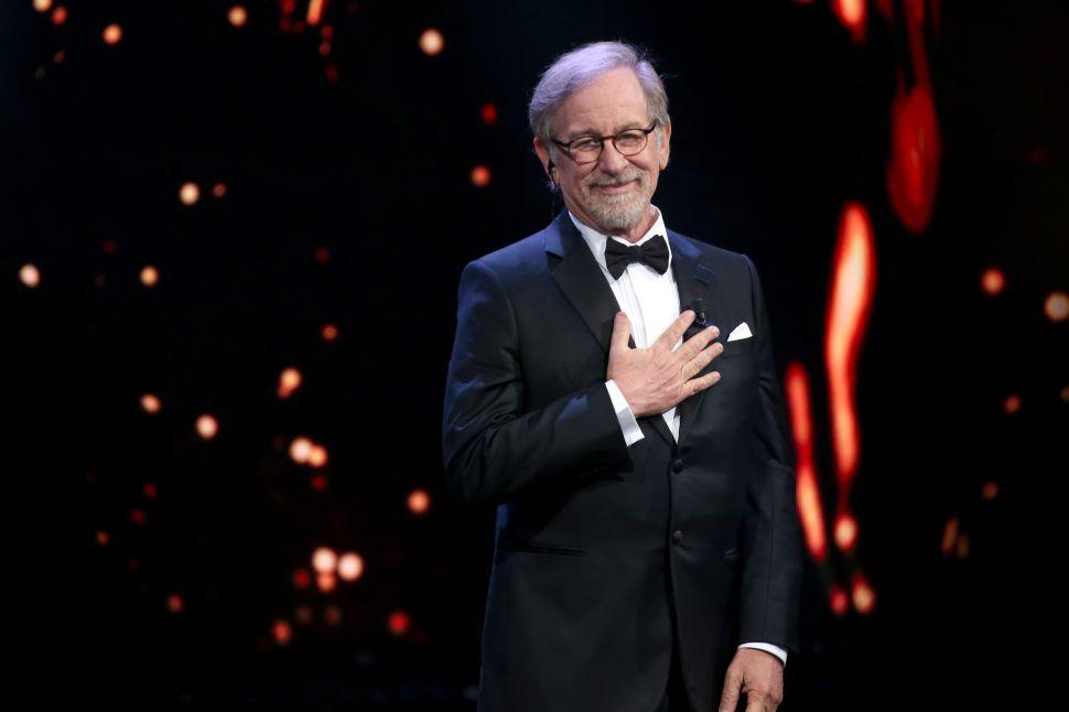 Steven Spielberg Netflix Oscars