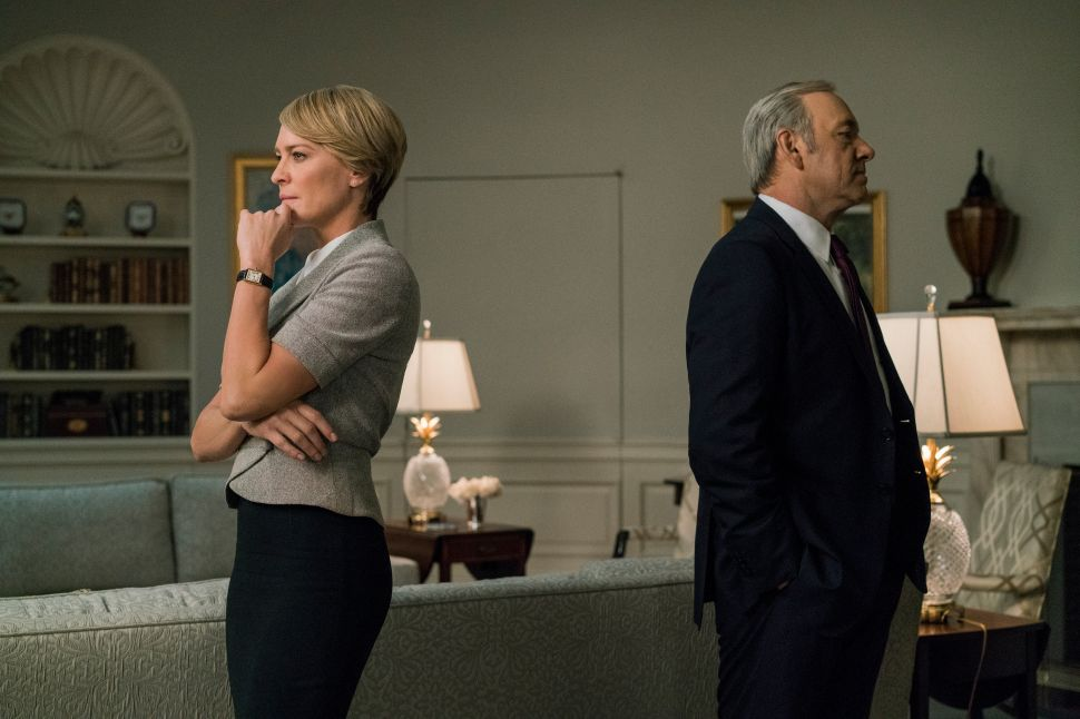 'House of Cards' Spoilers Season 6